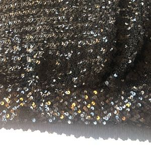 Toppetts Tops - Vintage 1970's sequined top